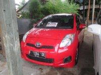 Toyota Yaris E 2012 Hatchback