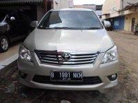 Toyota Kijang Innova 2.5 V 2012