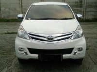 Toyota Avanza G MT Tahun 2015 Manual