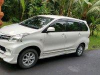 2014 Toyota Avanza G Luxury Manual