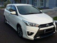 Toyota Yaris TRD 2015 Hatchback