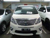Toyota Alphard Sc 2012