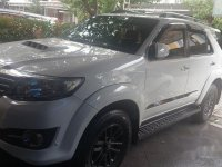 Jual Toyota Fortuner G AT 2015