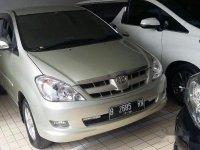 Toyota Kijang Innova V AT Tahun 2005 Automatic