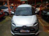 Toyota SIENTA Q CVT 1.5 AT 2017 mint condition