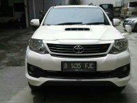 Toyota Fortuner G VNTurbo TRD Sportivo 2014
