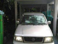 2000 Toyota Kijang SGX Manual