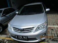 Toyota Corolla Altis 1,8 G 2013