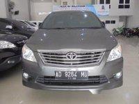 Toyota Kijang Innova 2.0V Luxury 2012
