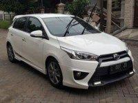 2015 Toyota Yaris S TRD Manual