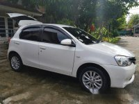 2016 Toyota Etios Valco E Manual
