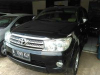 Jual Toyota Fortuner G  AT 2010