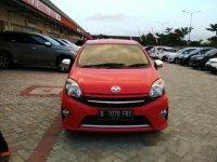Toyota Agya G 2016 AT Merah