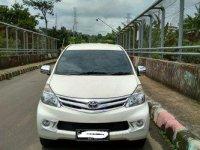 Jual cepat 2013 Toyota Avanza G