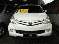 Toyota Avanza E Matic 2012