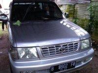 Toyota Kijang 2.0 LGX MT Tahun 2001 Manual