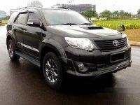 Toyota Fortuner G At 2.5 Diesel TRD Sportivo 2014  Tdp 60jt