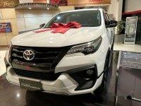 Jual Toyota Fortuner SRZ AT 2018