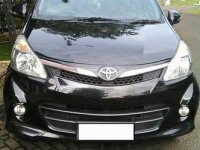 Toyota Avanza Veloz AT Tahun 2013 Automatic