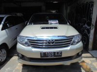 Toyota Fortuner G VNT Turbo 2012