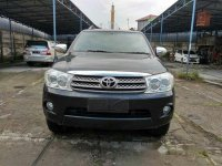 2010 Toyota Fortuner 2.5G A/T