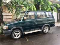 1996 Toyota Kijang Grand Manual