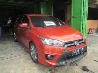 Toyota Yaris TRD 2014