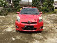 Toyota Yaris 1.5 Tipe E MT/Manual 2012 Merah