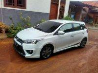 Toyota Yaris S TRD Sportivo 2014