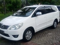 Toyota Kijang Innova 2.5G 2012 MPV