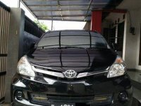 Toyota Avanza All New E 2012