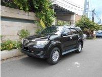 Toyota Fortuner G Luxury 2012