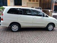 Toyota Kijang Innova 2.0G Luxury 2012 MPV