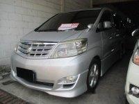 Toyota Alphard V 2006 Minivan