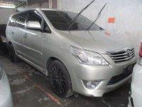 Toyota Kijang Innova V 2011 MPV