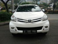 Toyota Avanza All New G 2015