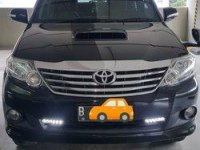 Jual Toyota Fortuner G AT 2013