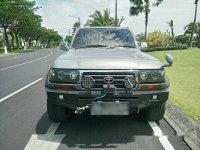 Toyota Land Cruiser 1995 SUV