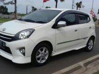 2016 Toyota Agya TRD S Manual