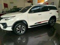 Jual Toyota Fortuner VRZ AT 2018