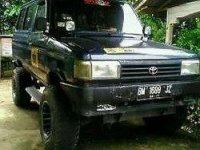 Toyota Kijang Super 1986