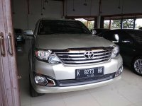 Toyota Fortuner G Luxury 2012 SUV