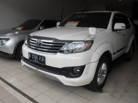 Toyota Fortuner G VNT Turbo 2013 Automatic