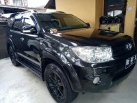 2011 Toyota Fortuner G Manual