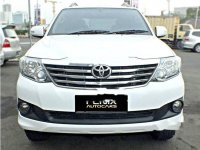 Toyota Fortuner G Luxury 2013 SUV