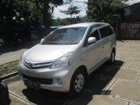 Toyota Avanza E 2014 Manual