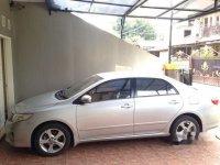 Toyota Corolla Altis G 2011