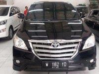 Toyota Kijang Innova 2.0G Luxury A/T 2016