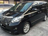 2009 Toyota Alphard S Audioless Auomatic
