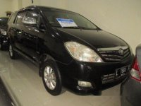 2009 Toyota Kijang INNOVA G-LUXURY Manual